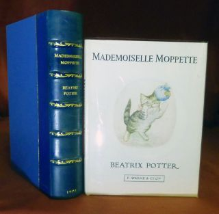 Mademoiselle Moppette; (The Story of Miss Moppet). Beatrix Potter