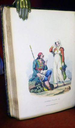 Picturesque Representations Of The Dress And Manners Of The Austrians; Illustrated In Fifty Coloured Engravings With Descriptions