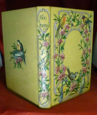 Nos Oiseaux; Illustrated by Hector Giacomelli. Andre Theuriet