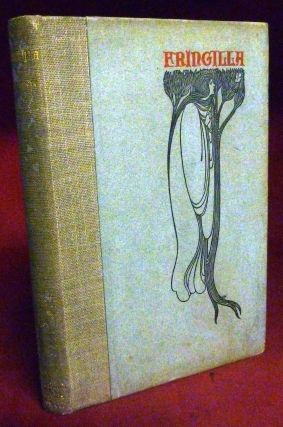 Fringilla or Tales in Verse by Richard Doddridge Blackmore. Will Bradley