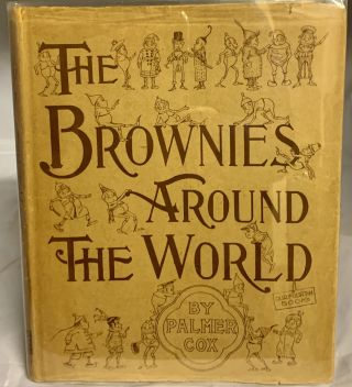 The Brownies Around The World. Cox Palmer