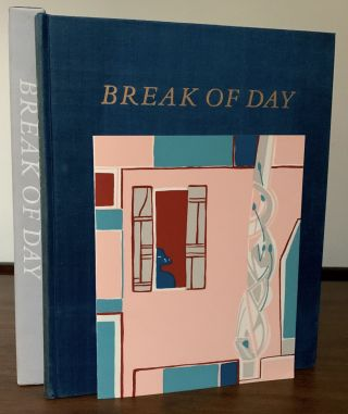 Break Of Day. Colette, Sidonie-Gabrielle Claudine