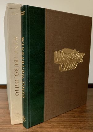 Winesburg, Ohio; With an Introduction by Malcolm Cowley and Illustrations by Ben F. Stahl....