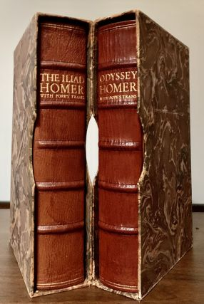 The Iliad & The Odyssey. Homer