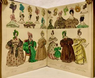 Townsend's Monthly of Parisian Costumes