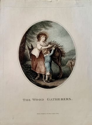 The Wood Gatherers. Print