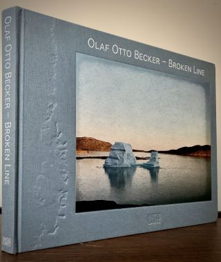 Olaf Otto Becker Broken LIne Greenland 2003-2006. Essays, Text, Gerry Badger, Cristoph Schaden