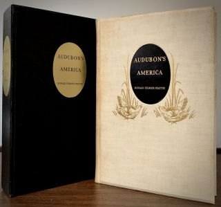 Audubon's America The Narratives And Experiences Of John James Audubon; Illustrated with...