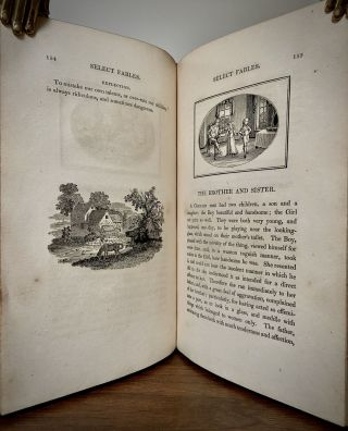 Select Fables; With Cuts, Designed And Engraved Bu Thomas And John Bewick, and Others, Previous To The Year 1784: Together With A Memoir; and a descriptive Catalogue Of The Works Of Messrs. Bewick