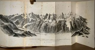 Narrative Of An Ascent To The Summit Of Mont Blanc on The 8th And 9th August, 1827
