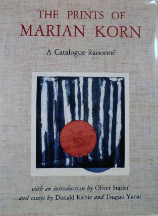 The Prints of Marian Korn A Catalogue Raisonne. Marian Korn
