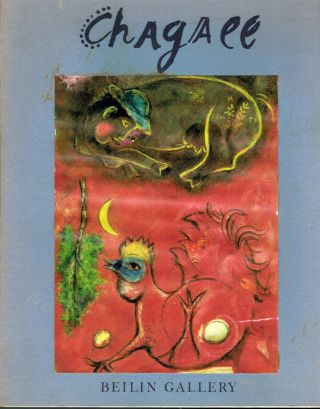 Marc Chagall Eighteenth Birthday Exhibition An American Tribute. Marc Chagall