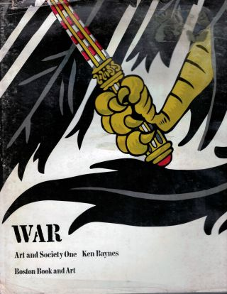 War Art And Society One. Ken Baynes
